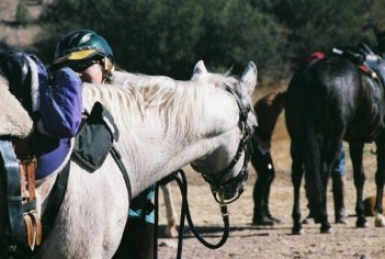 Las Cienagas Ride, Dec 2006.