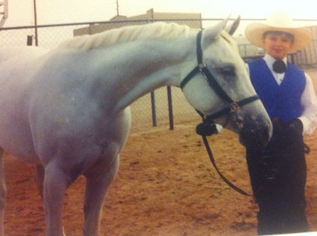 First show together, only 2 weeks after buying her. Oct 1996.